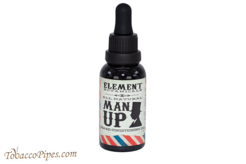 Element Botanicals Man Up Beard Oil