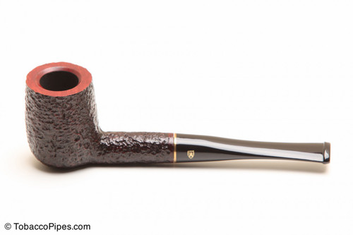 Savinelli Roma 104 Black Stem Tobacco Pipe Left Side