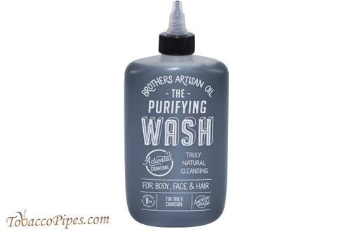 Brothers Artisan Oil Tea Tree & Charcoal Wash