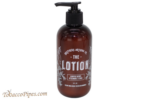 Brothers Artisan Oil Juniper Berry, Rosemary, & Sage Lotion