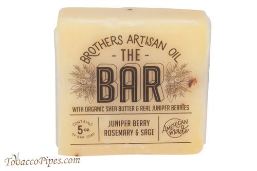 Brothers Artisan Oil Juniper, Berry, & Rosemary Soap Bar