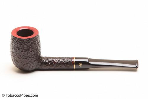 Savinelli Roma 110 Black Stem Tobacco Pipe Left Side