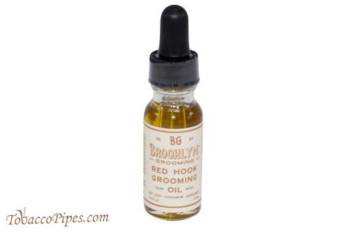 Brooklyn Grooming Red Hook Grooming Oil .5 oz.