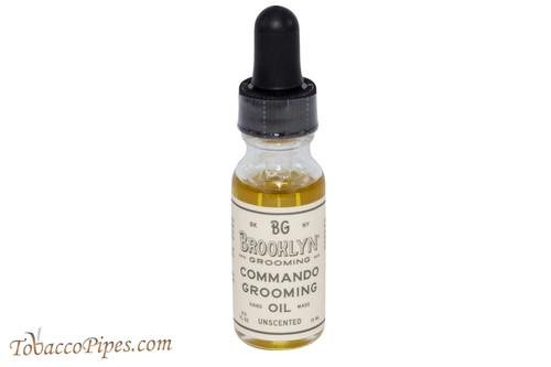 Brooklyn Grooming Commando Grooming Oil .5 oz.