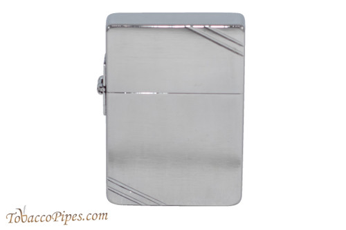 Zippo 1935 Replica Chrome Slashes Lighter