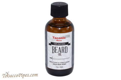 Taconic Shave Excalibur All Natural Beard Oil