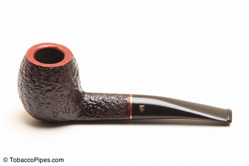 Savinelli Roma 173 Black Stem Tobacco Pipe Left Side