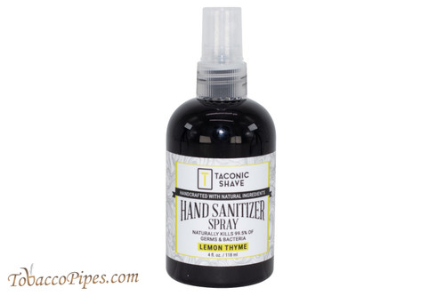 Taconic Shave Lemon Thyme Hand Sanitizer Spray
