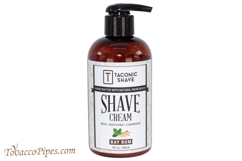 Taconic Shave Bay Rum Shave Cream