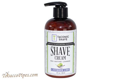 Taconic Shave Lavender Lime Shave Cream