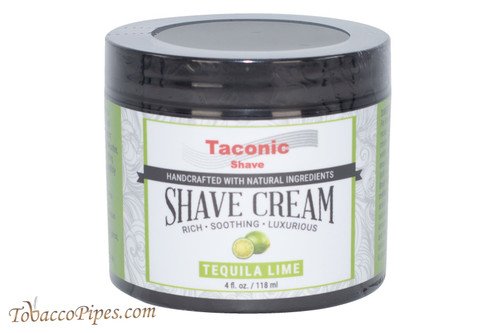 Taconic Shave Tequila Lime Shave Cream 4 oz.