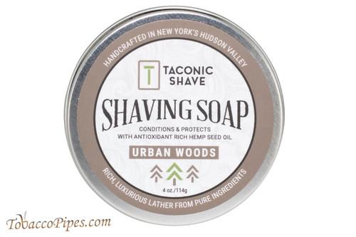 Taconic Shave Urban Woods Shaving Soap