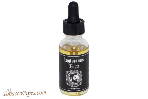 Inglorious Fuzz Unscented Platinum Beard Oil