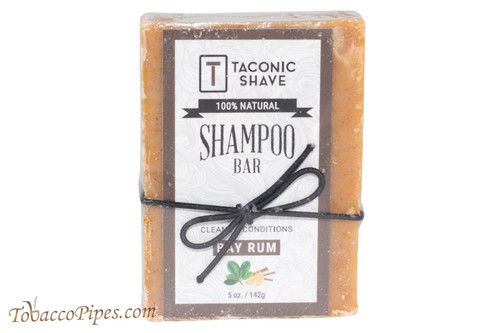 Taconic Shave Bay Rum Shampoo Bar