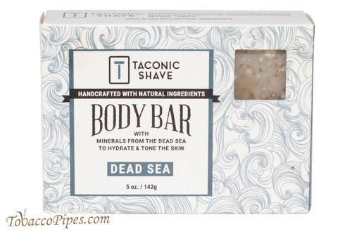Taconic Shave Dead Sea Body Bar