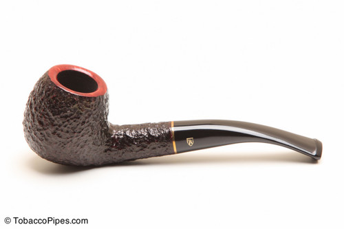 Savinelli Roma 626 Black Stem Tobacco Pipe Left Side