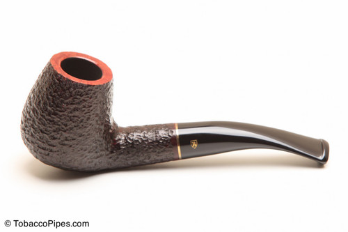 Savinelli Roma 628 Black Stem Tobacco Pipe Left Side