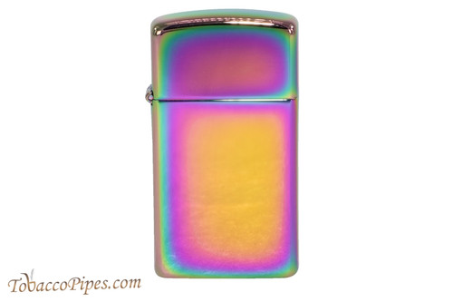 Zippo Classic Slim Spectrum Lighter Back