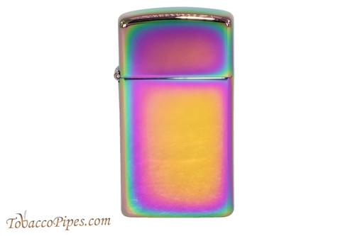 Zippo Classic Slim Spectrum Lighter Back