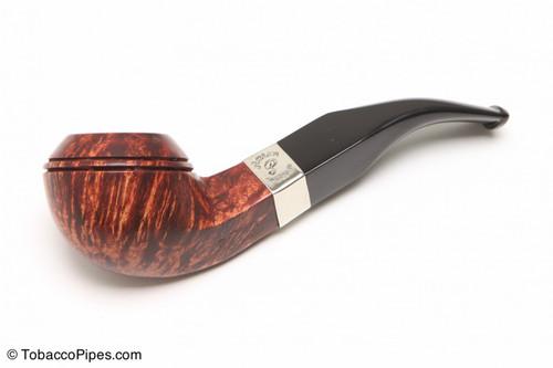 Peterson Aran 80S Tobacco Pipe Fishtail Left Side