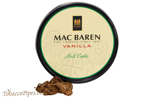 Mac Baren Vanilla Roll Cake Pipe Tobacco