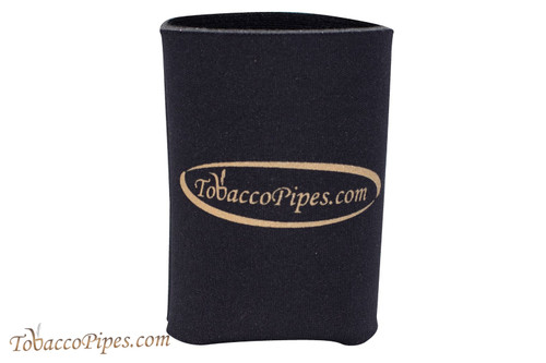 TobaccoPipes Black Can Koozie