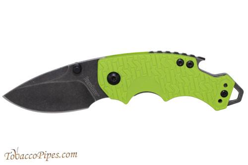 Kershaw Shuffle 8700LIMEBW Folding Knife