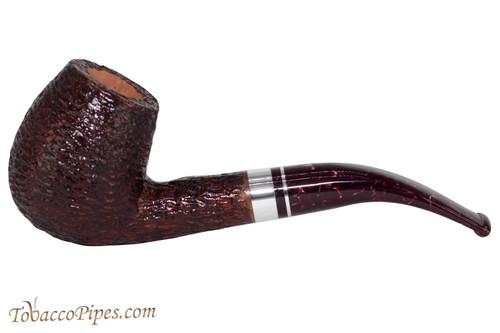 Savinelli Bacco Rustic Dark Brown 670 Tobacco Pipe