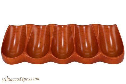 Cobblestone Orange 5 Pipe Stand