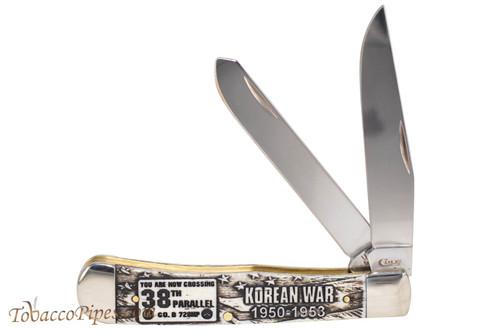 Case Korean War Trapper Folding Knife