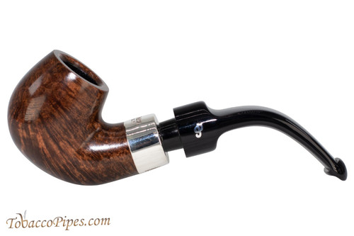 Peterson Deluxe System 12.5 Dark Smooth Tobacco Pipe PLIP