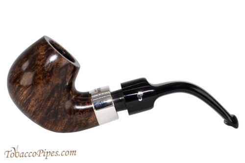 Peterson Deluxe System 20s Dark Smooth Tobacco Pipe PLIP