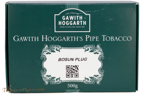 Gawith Hoggarth & Co Bosun Plug Pipe Tobacco 500g