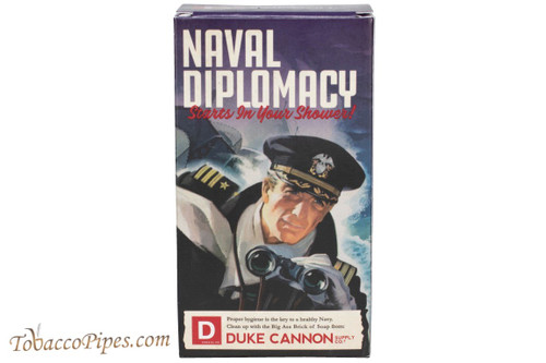 Duke Cannon WWII Naval Diplomacy Big Ass Brick Of Soap