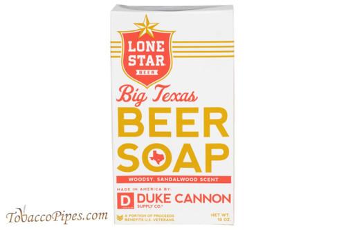 Duke Cannon Big Texas Lone Star Beer Soap