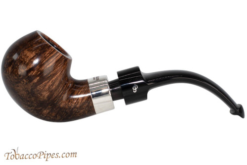Peterson Deluxe System 2s Dark Smooth Tobacco Pipe PLIP
