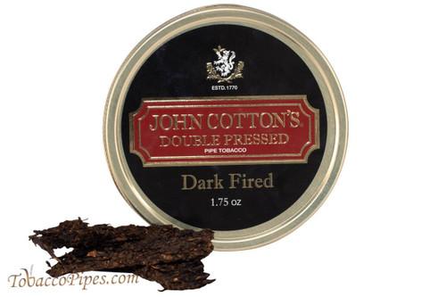 John Cotton's Double Pressed Dark Fired Pipe Tobacco