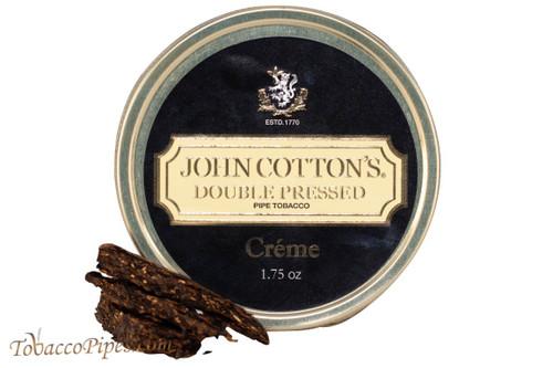 John Cotton's Double Pressed Creme Pipe Tobacco