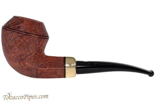 Mastro De Paja Animus Rustic 3 Tobacco Pipe