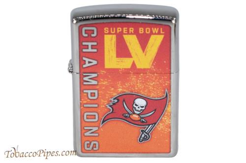Zippo NFL Tampa Bay Super Bowl LV Champions Lighter