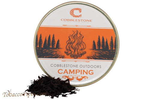 Cobblestone Outdoors Camping Pipe Tobacco
