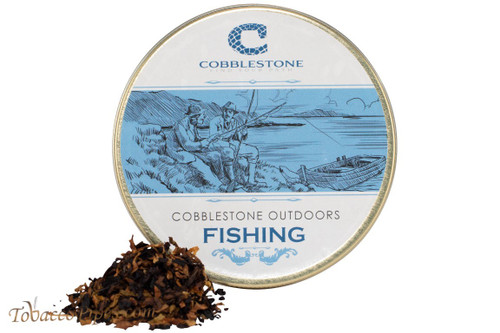 Cobblestone Outdoors Fishing Pipe Tobacco