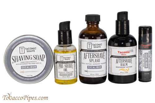 Taconic Shave Excalibur Deluxe Shaving Gift Set