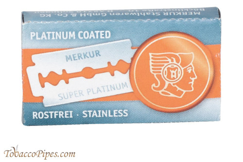 Merkur Super Platinum Double Edge Razor Blades