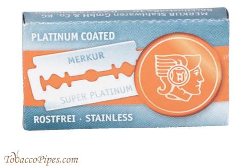 Merkur Super Platinum Double Edge Razor Blades