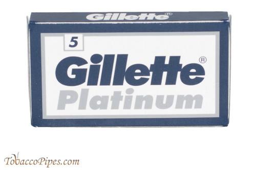 Gillette Platinum Double Edge Razor Blades
