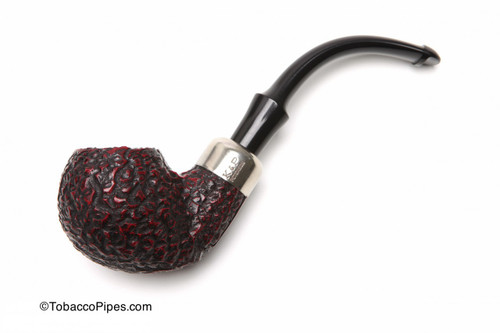 Peterson Standard Rustic 302 Tobacco Pipe Left Side