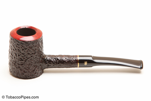 Savinelli Roma 310 KS Black Stem Tobacco Pipe Left Side