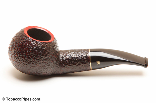 Savinelli Roma 320 KS Black Stem Tobacco Pipe Left Side