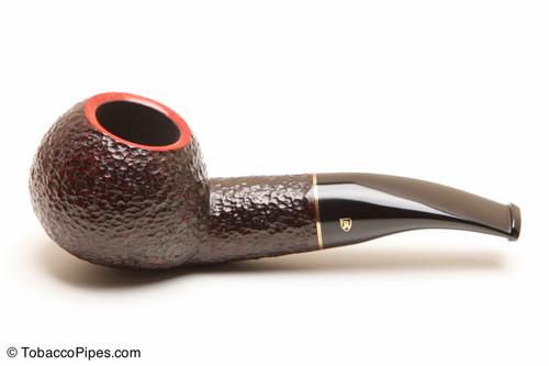 Savinelli Roma 320 KS Black Stem Tobacco Pipe Left Side